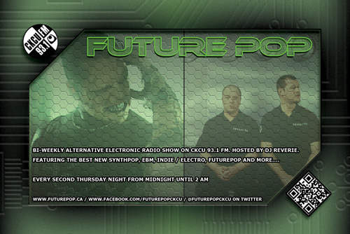 Future Pop on CKCU 93.1 FM